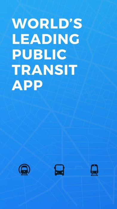 Public Transit App: Moovit app image