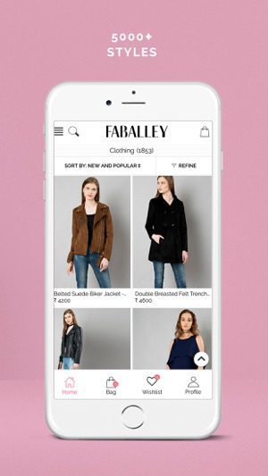 FabAlley Women Fashion Online on the App Store 3f61605eb8