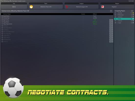 Football Superstar screenshot 8