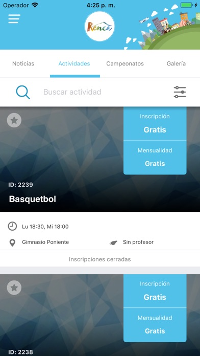 Screenshot for Renca Participa in Chile App Store