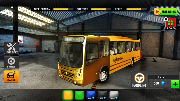 Bus Driver 2019