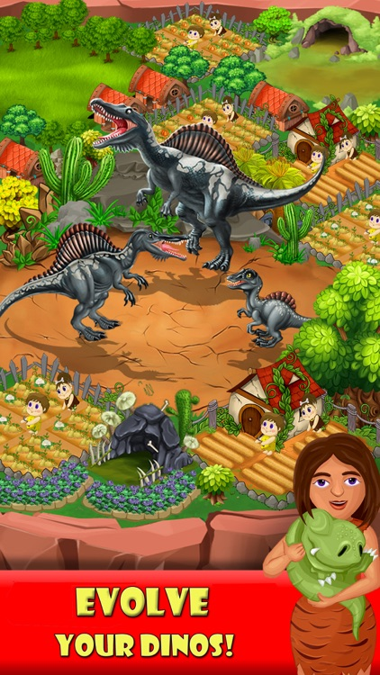 Dinosaur Zoo-The Jurassic game screenshot-3