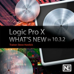 Whats New For Logic Pro X