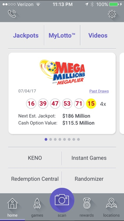 Ohio Lottery screenshot-0