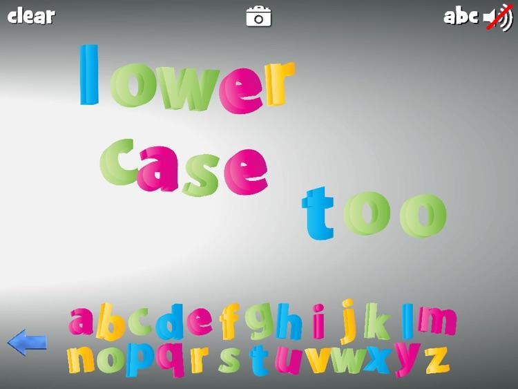 Magnetic letters screenshot-3