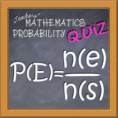 Mathematics Probability Quiz