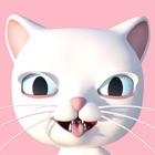 3D Animated Cat Emoji Stickers icon