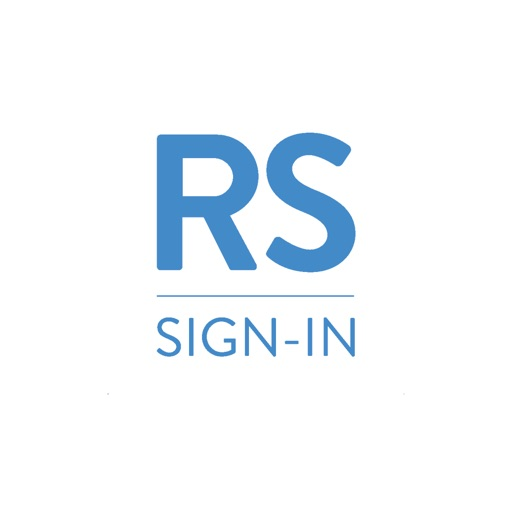 RS Sign-In iOS App