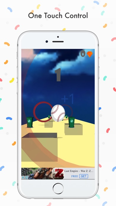 Baseball Go!! Screenshot