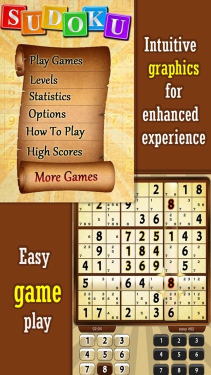 Sudoku - The Classic Game