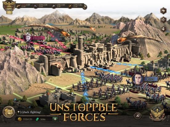 Immortal Conquest-War Strategy screenshot 10