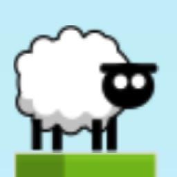 跳跃的小绵羊 - 经典休闲单机游戏
