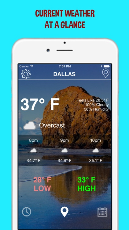 Weather - Current & Forecasts screenshot-0