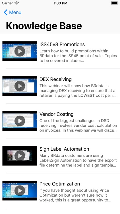 BRdata Store screenshot-4