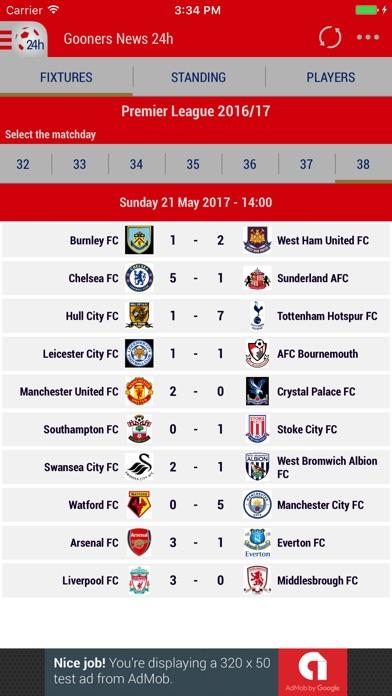 24h News for Arsenal-3