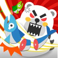 Dreamplay Games Inc. - Big Bear: Salmon Hunter artwork