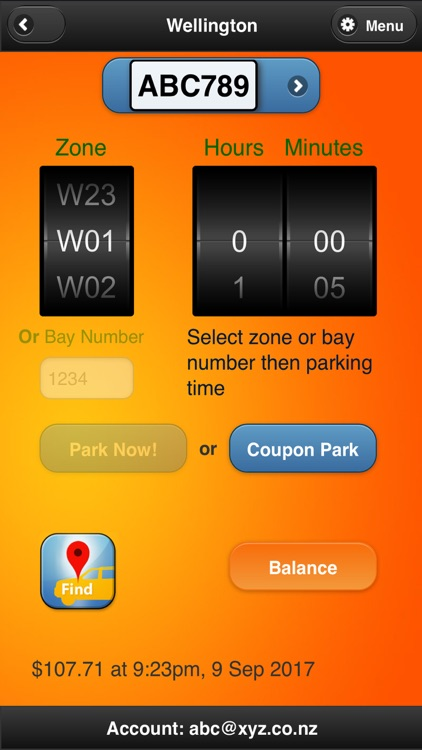 phone2park screenshot-1