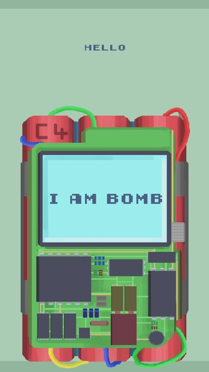 I Am Bomb