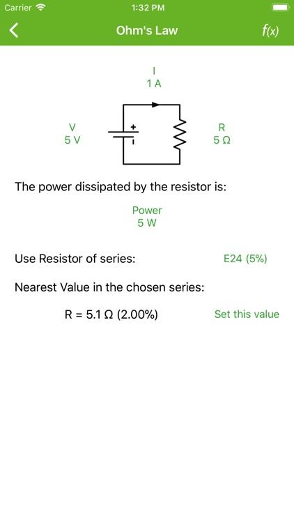 Electrodroid Pro screenshot-4