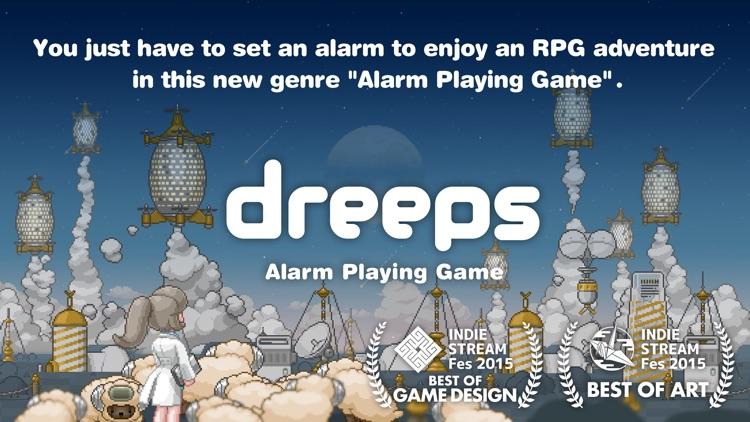 dreeps: Alarm Playing Game screenshot-0