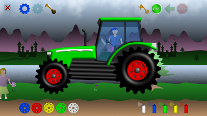 Happy Tractor Screenshots