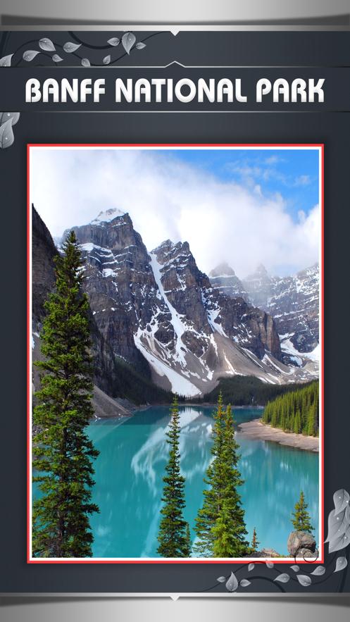 Visit Banff National Park App 截图