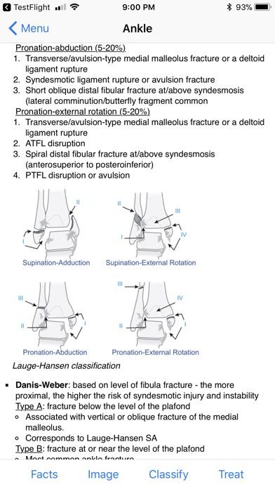 Ortho Traumapedia Screenshot 5