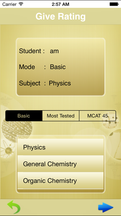 Gold Standard MCAT Flashcards App Data & Review - Education