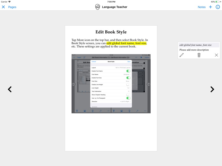 Creative Book Classroom screenshot-2