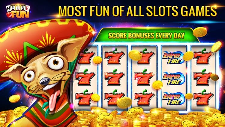 Slots Casino by House of Fun screenshot-3