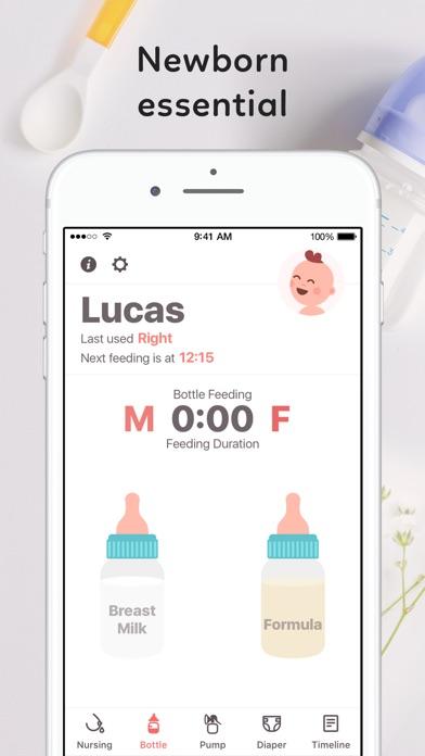 点击获取Newborn Baby Tracker App