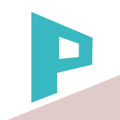 PERSTEXT(パーステキスト)遠近感のある文字で写真を飾る!写真文字入れアプリ