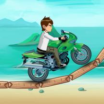 Ben Motorcycle Stunt Racing