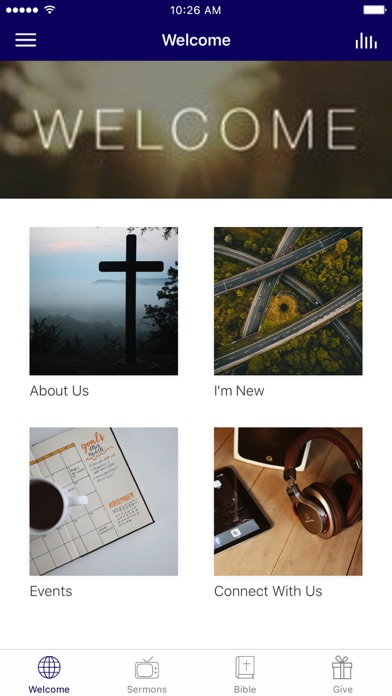 True Worship Church App screenshot 1