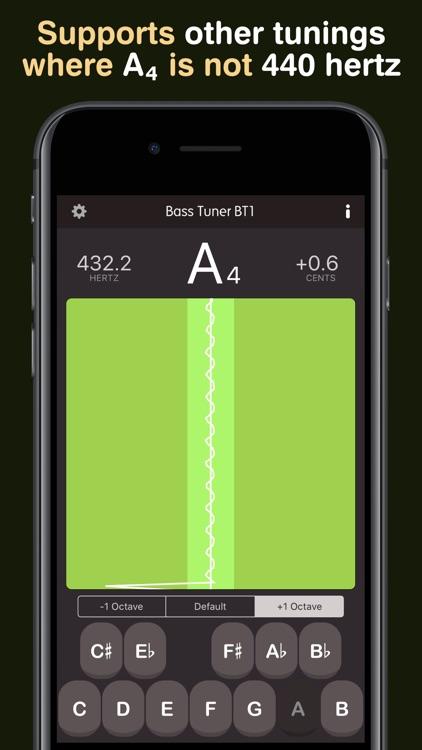 Bass Tuner BT1 Pro screenshot-5