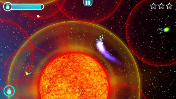 Star Wings: A space adventure screenshot-3