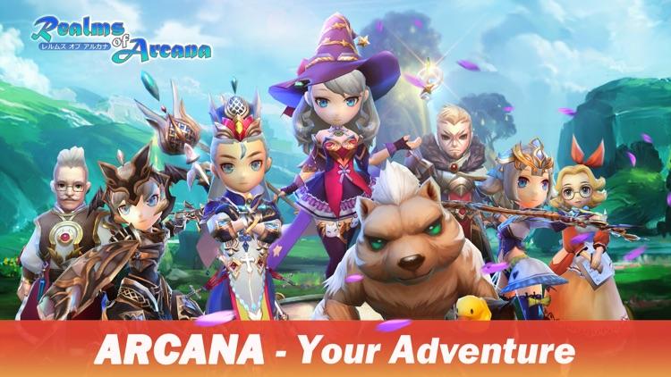 Realms Of Arcana screenshot-0
