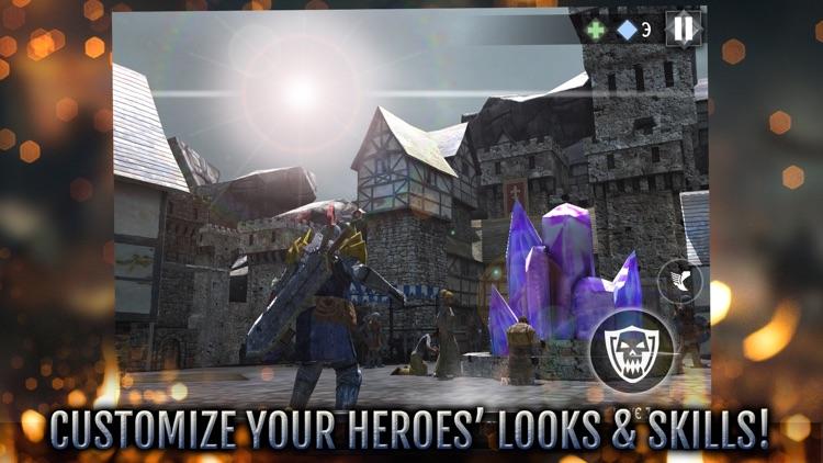 Heroes and Castles 2 Premium screenshot-3
