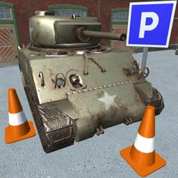 Army Tank Parking 3D Simulator