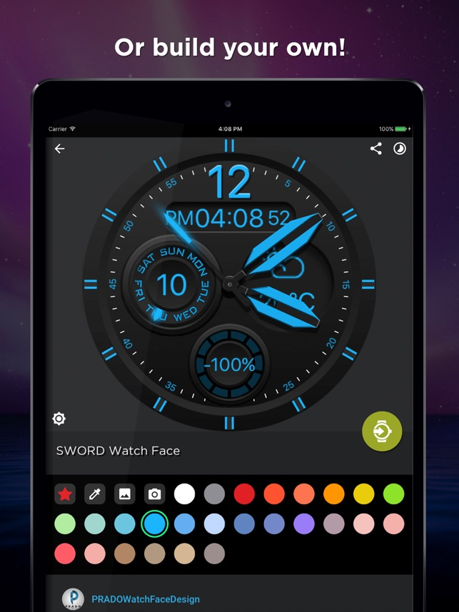 WatchMaker - 40000 Watch Faces on the App Store