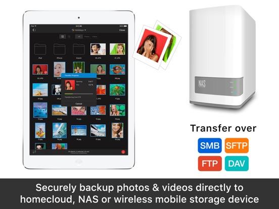 PhotoSync – transfer photos Screenshots