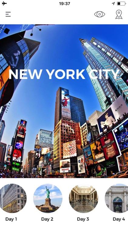 New York City Travel Guide screenshot-0