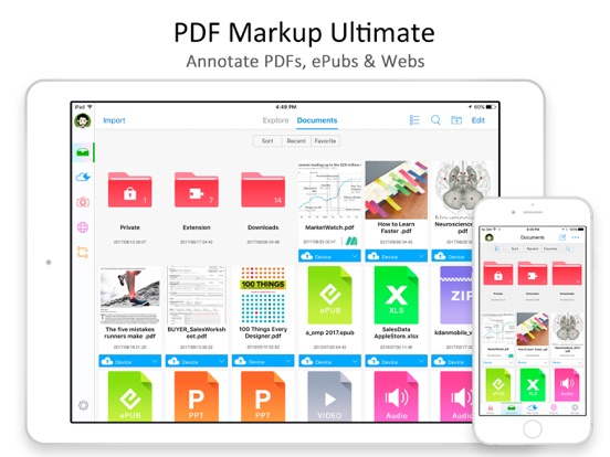 PDF Markup Ultimate Screenshot