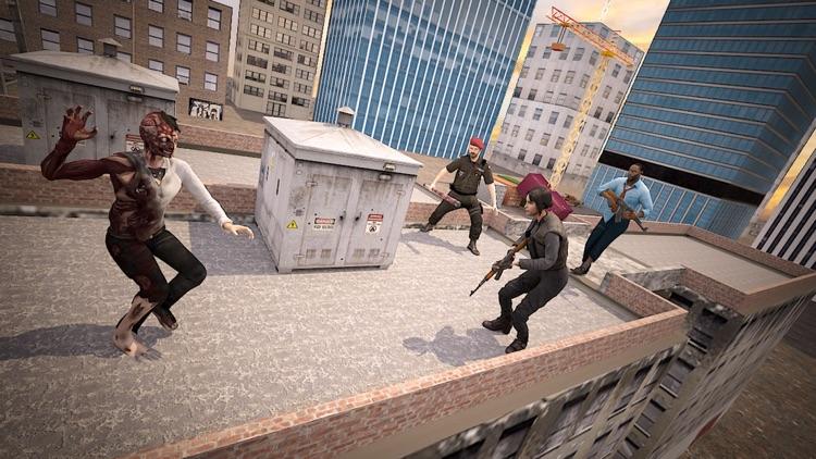 Dead Zombie Shooting Hunter
