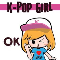 Korea KPOP Fan Girl