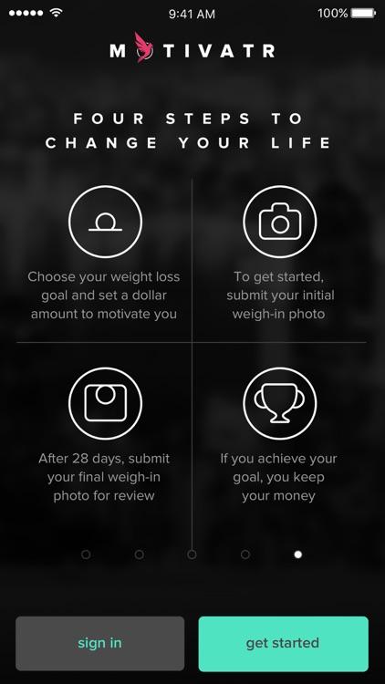 Motivatr - Lose Weight.