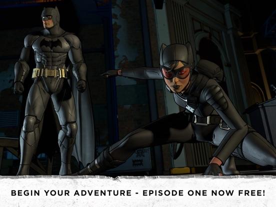Batman - The Telltale Series на iPad