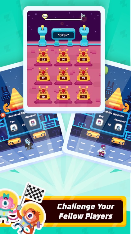 Zapzapmath School : K-6 Games screenshot-4