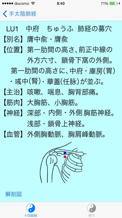 経穴マニュアル