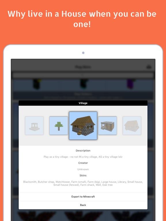 Plug Skins 4D for Minecraft screenshot 15